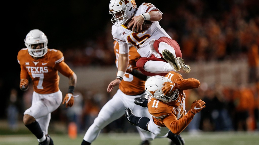 Texas Longhorns vs Iowa State: A look at the numbers