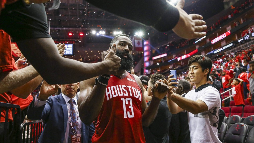 James Harden opening Thirteen restaurant in midtown Houston