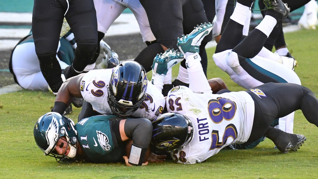 6 takeaways from Ravens' 30-28 win over Eagles