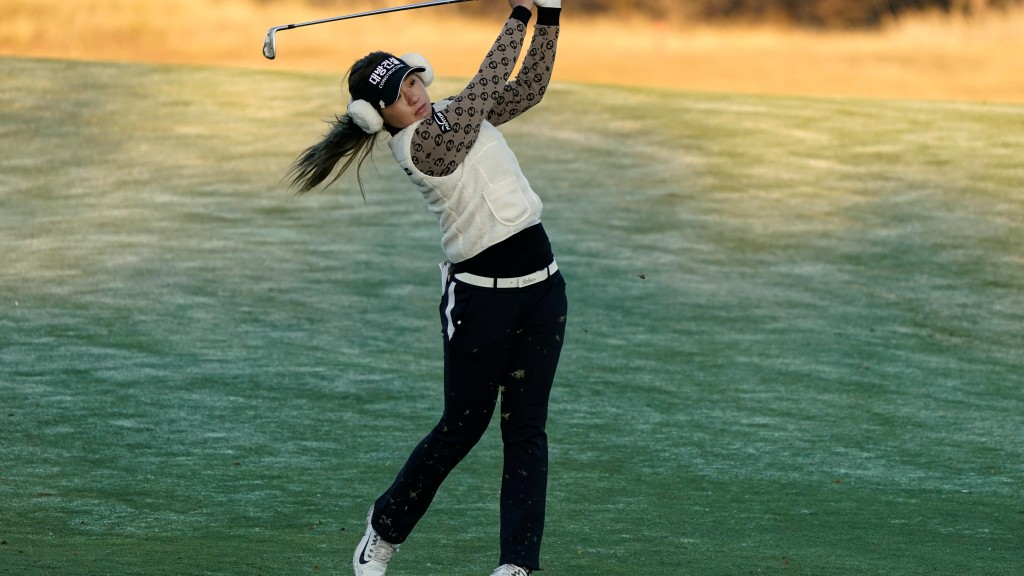 See this: Bitter conditions greet LPGA players at Volunteers of America Classic in Texas