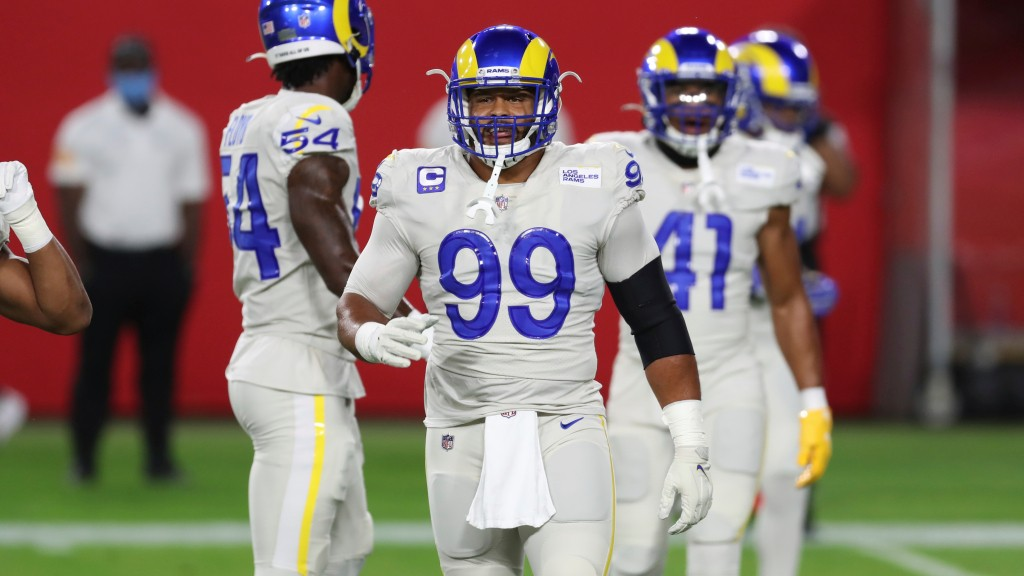 Two Rams lead their positions in Pro Bowl voting so far