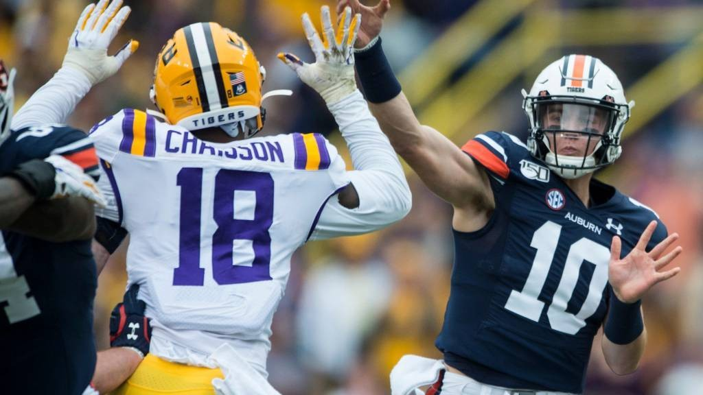 Auburn vs. LSU: What the experts are saying
