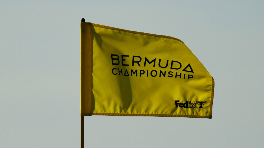 Photos: 2020 Bermuda Championship at Port Royal Golf Course