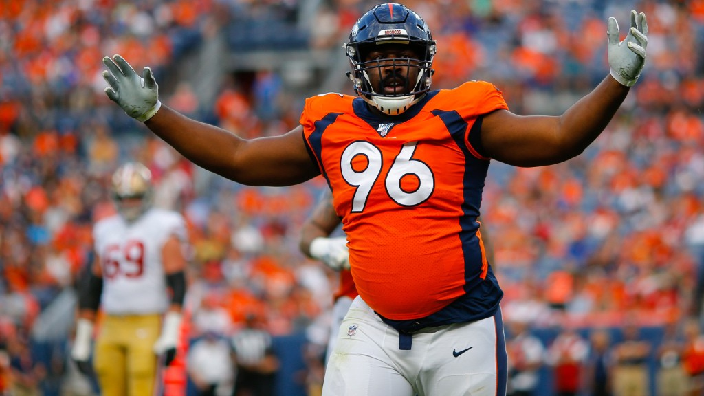 Broncos players not happy with NFL moving game to Monday