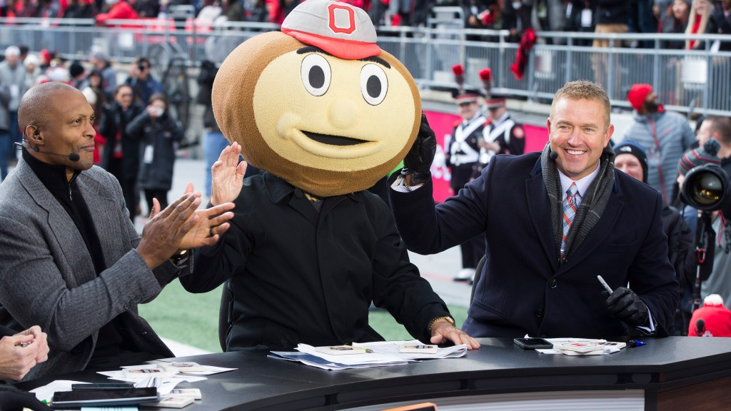 Kirk Herbstreit releases top six rankings: Ohio State enters the mix