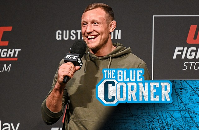 Watch Jack Hermansson's stoic reaction to Kevin Holland pulling out of UFC on ESPN 19