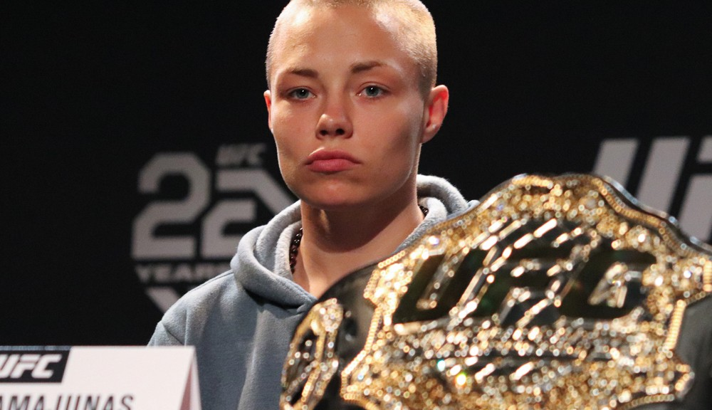 Rose Namajunas opens up on overcoming trauma from Conor McGregor's vicious bus attack