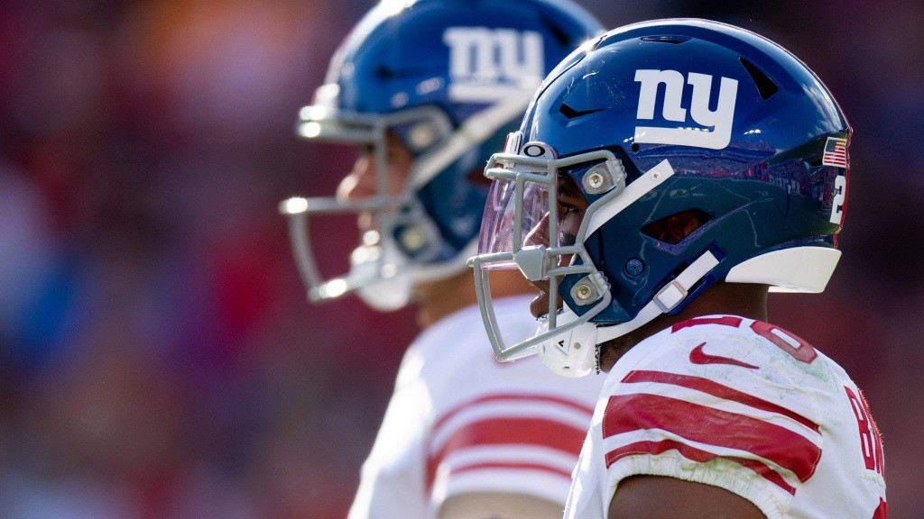 Giants investigating viral video allegedly involving Saquon Barkley, Daniel Jones