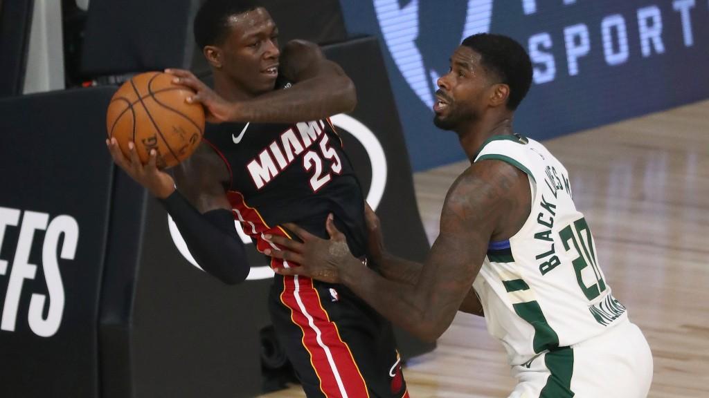 Kendrick Nunn 'ready to play' vs. Celtics despite limited role