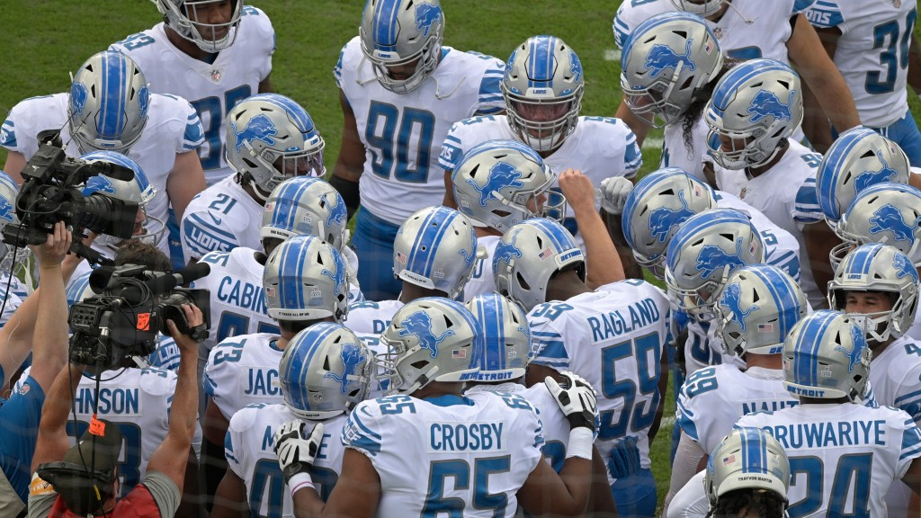 Week 6, By the Numbers: Evaluating the stats that led to a Lions victory