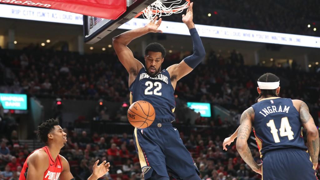 Pelicans Player Review: Derrick Favors' unsung season