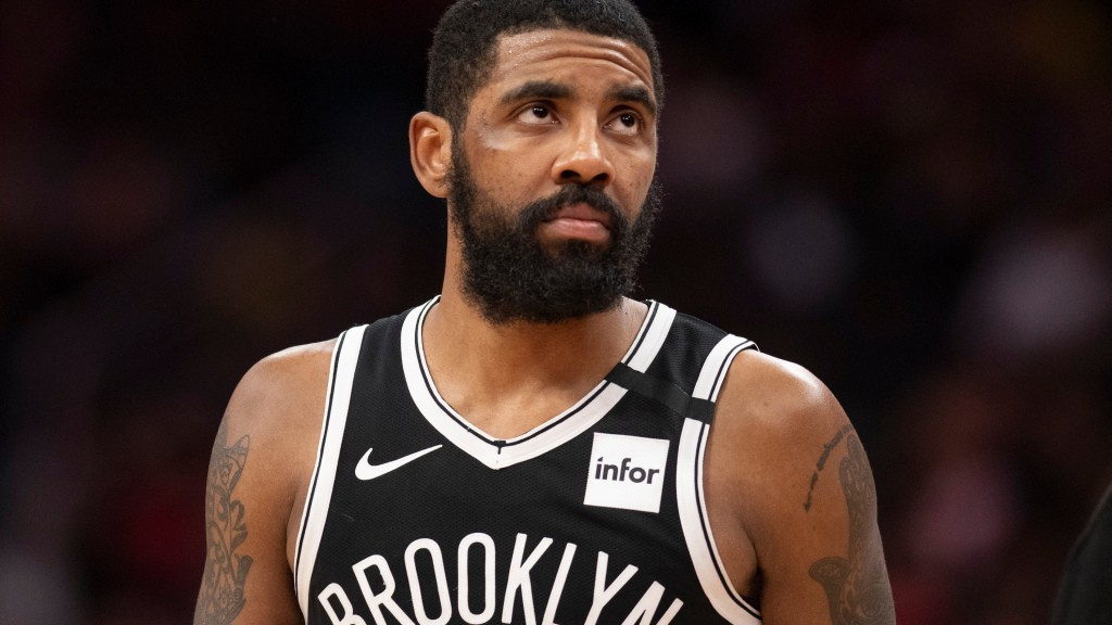 No NBA Media Week for Kyrie Irving, wants his 'work on and off the court speak for itself'