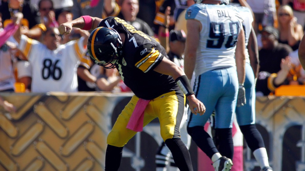 Pittsburgh Steelers vs. Tennessee Titans: A history in photos