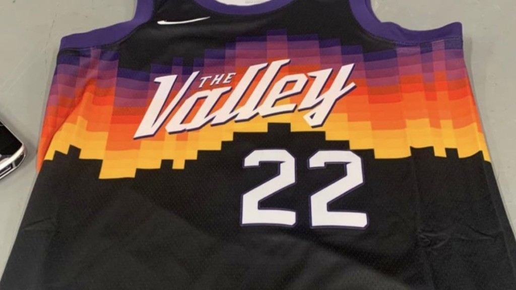 Ranking the new NBA City Jersey leaks from best (Suns) to worst (Knicks)