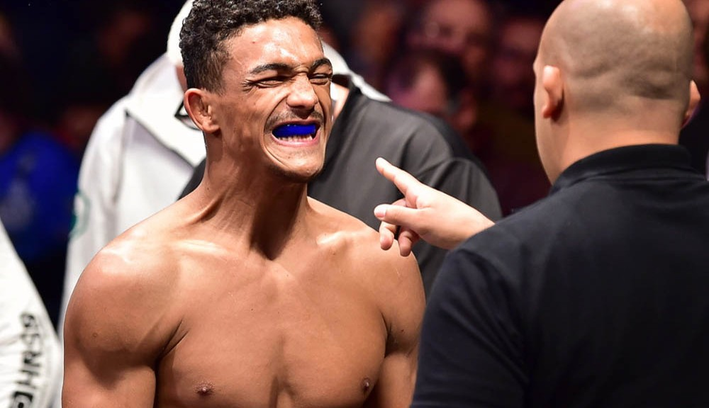 Alex da Silva has high hopes for matchup with fellow striker Brad Riddell at UFC 253