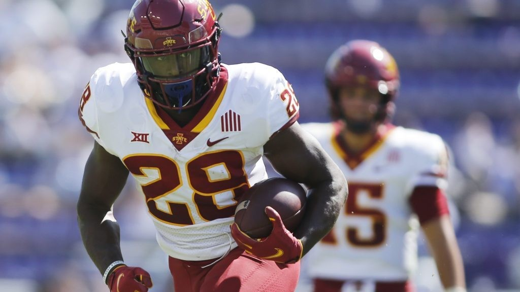 Iowa State at Kansas odds, picks and prediction