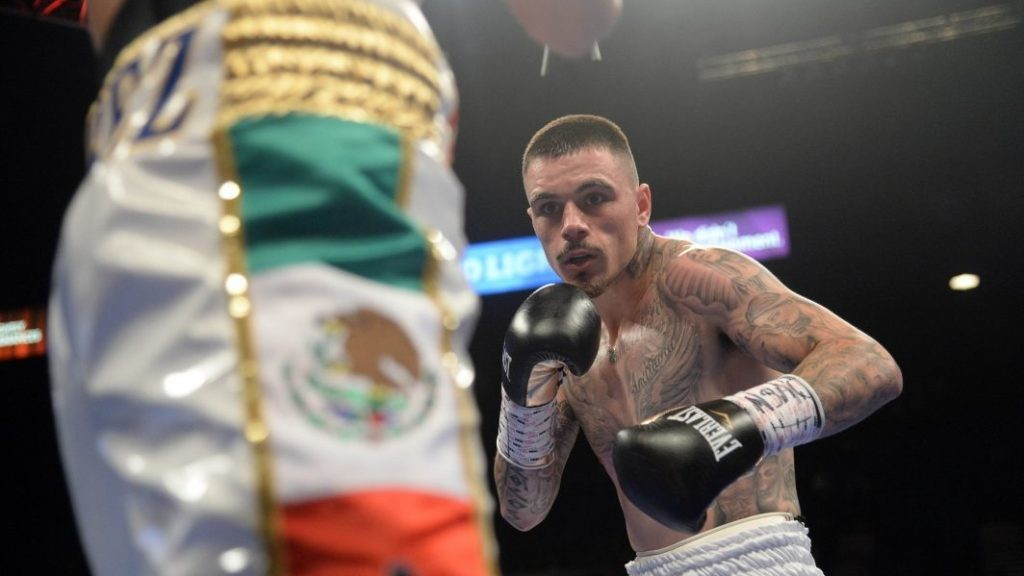 George Kambosos Jr., Lee Selby fighting for shot at Teofimo Lopez