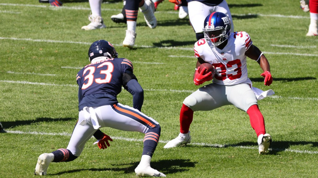 Why the Bears should trade for Giants RB Dion Lewis