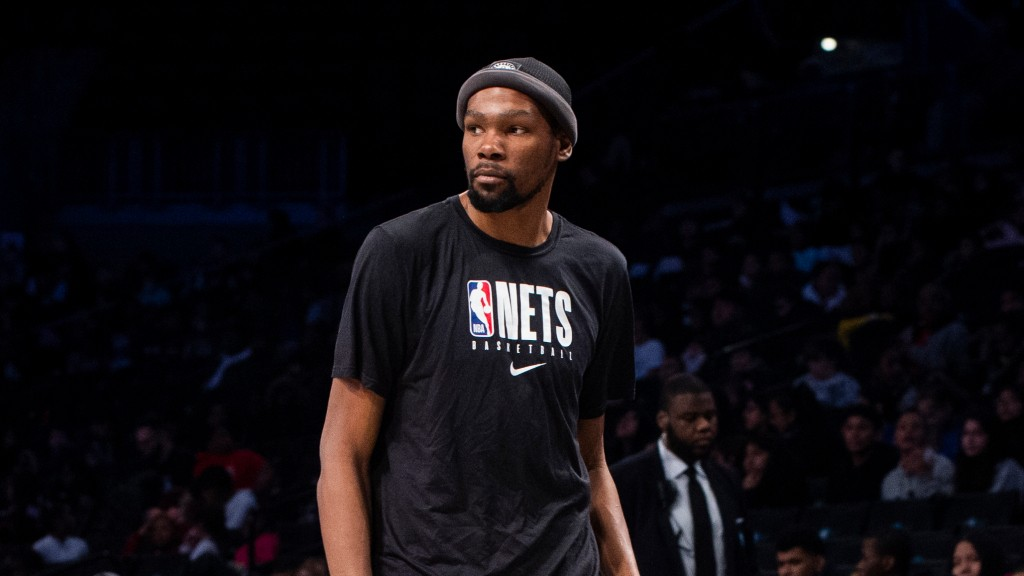 Michael Redd thinks Kevin Durant's absence from playoffs is impacting LeBron James' confidence