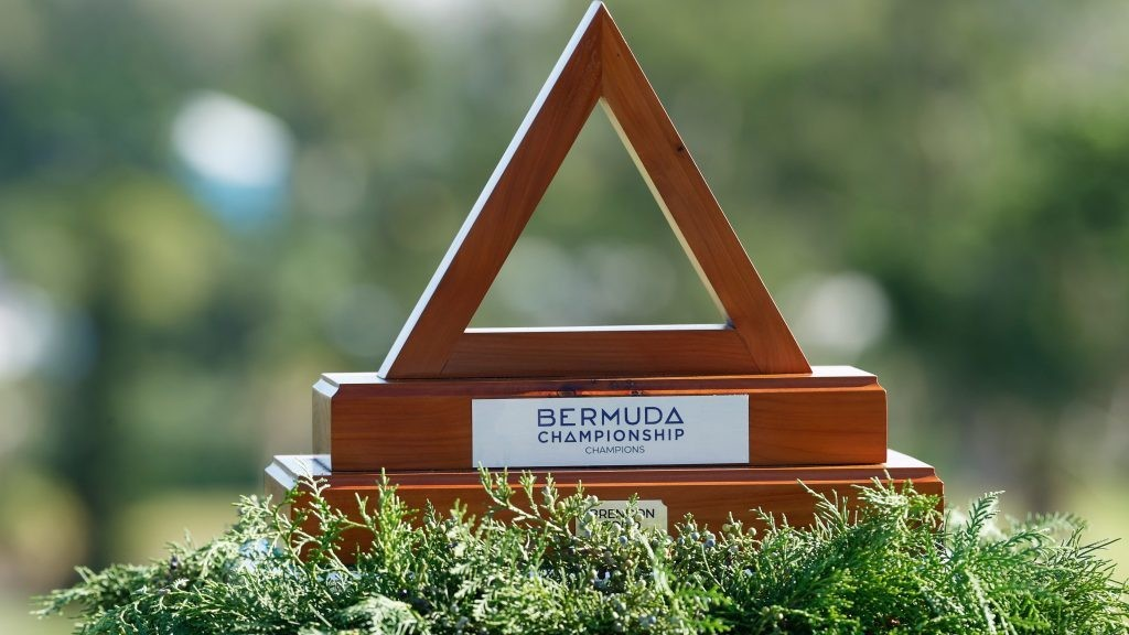 How much money each PGA Tour golfer won at the Bermuda Championship