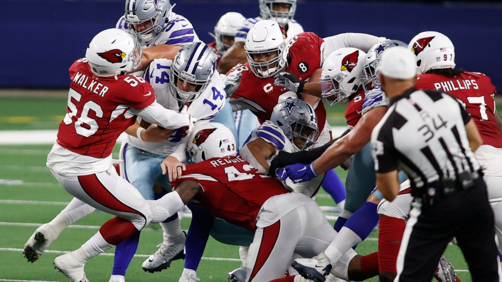 6 takeaways from the Cardinals' 38-10 win over the Cowboys