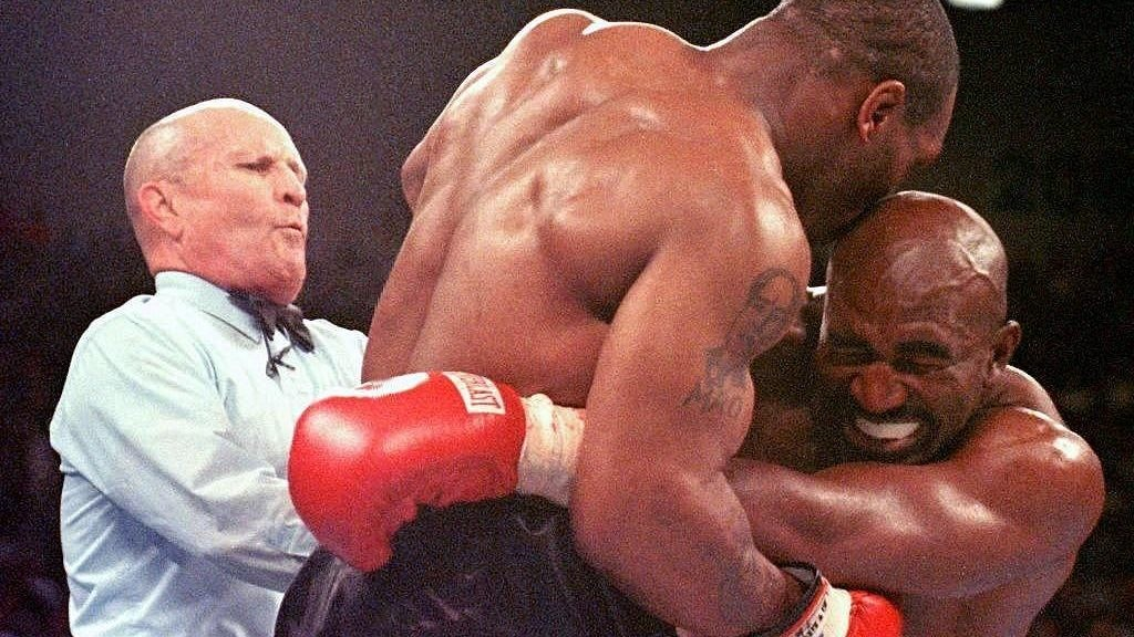 Mike Tyson's 3 greatest moments in ring ... and his 3 worst