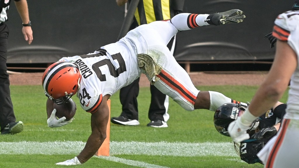 5 Takeaways from the Browns Week 12 win over the Jaguars