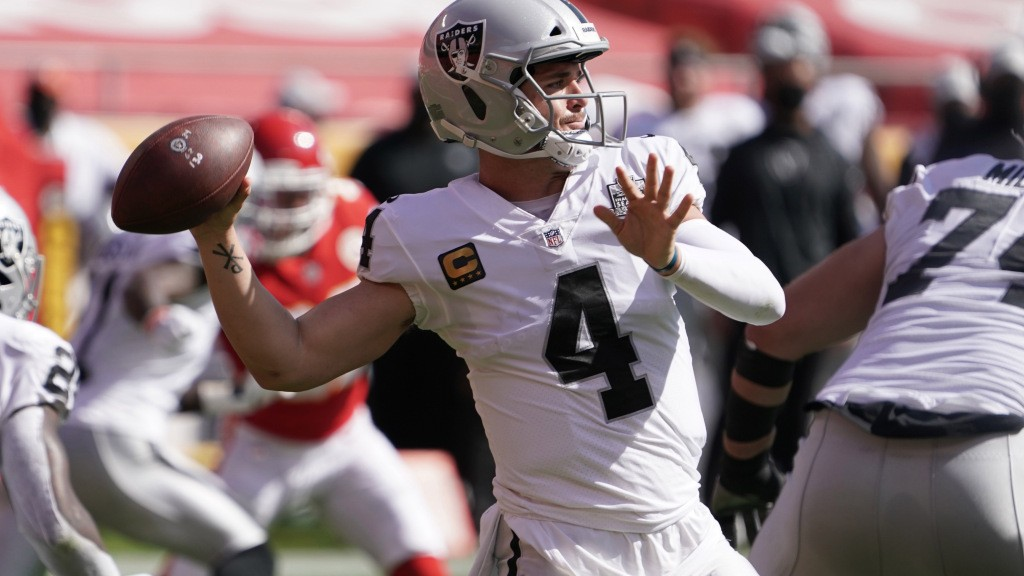 Raiders gave us taste of what they're capable of when healthy 'we're back'