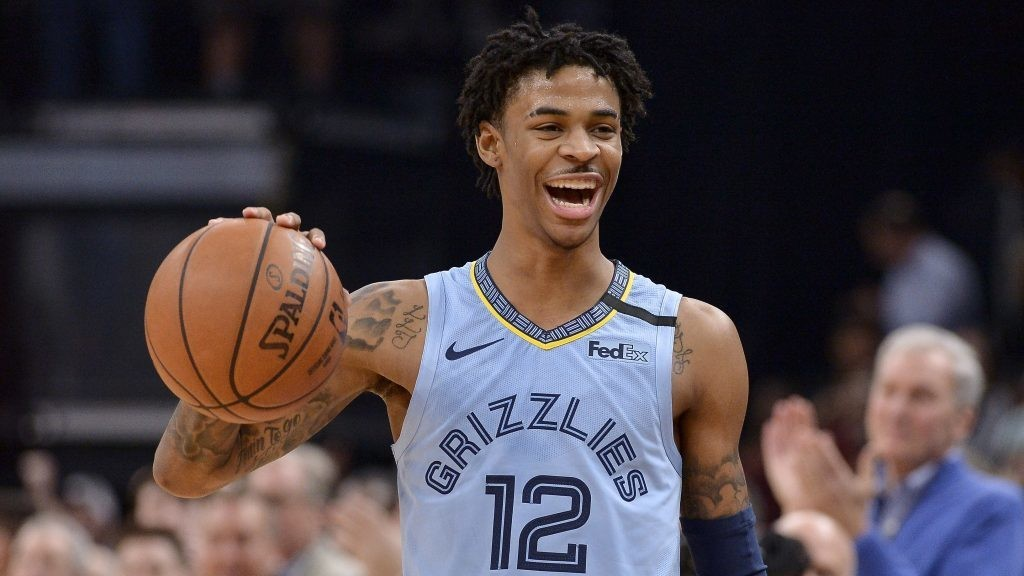 Ja Morant's smooth confidence is the best thing in the NBA right now