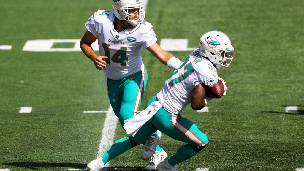 Can Dolphins RB Myles Gaskin command lead role for the long haul?