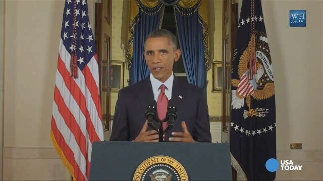 Relatives of terror victims react to Obama's speech