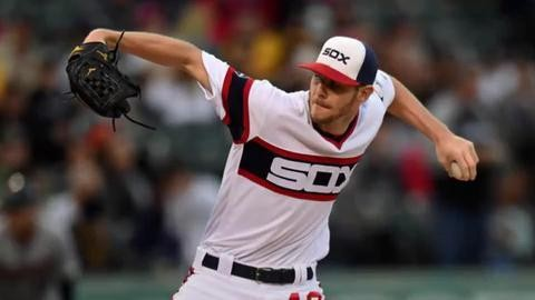 Red Sox acquire Chris Sale in blockbuster trade with White Sox