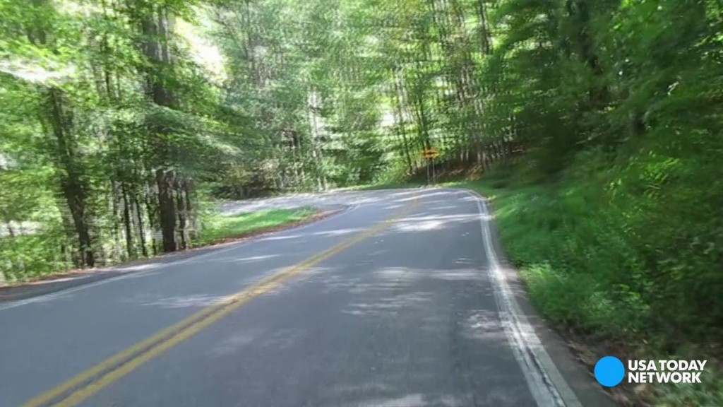 The Dragon: Super-twisty N.C. road is the ultimate fall ride