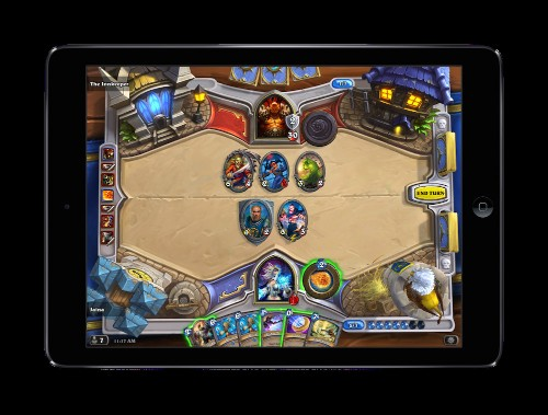 Even Hearthstone runs on Unity — and that's why it's already on iPad