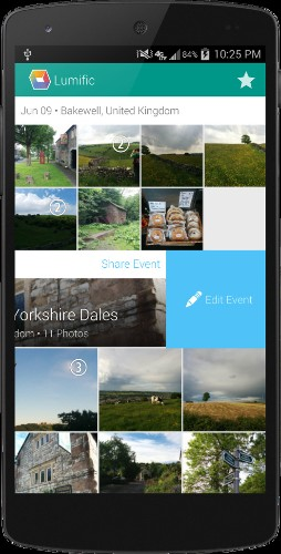 Lumific's new Android app means your work ends after you snap your photos