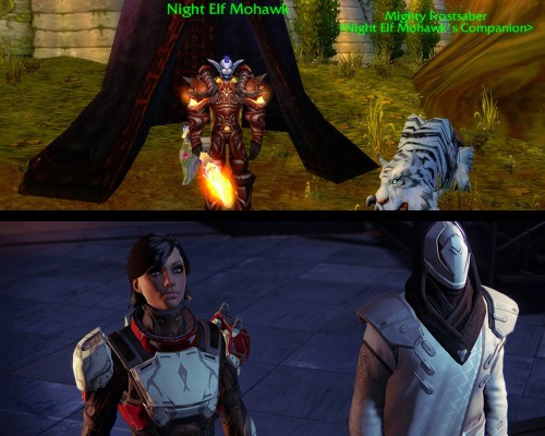 5 things Destiny could learn from World of Warcraft