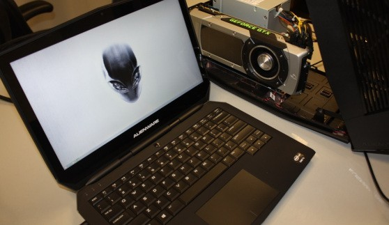 Alienware 13 laptop aims for no-compromise PC gaming
