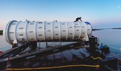 Microsoft launches underwater datacenter off Scottish coast