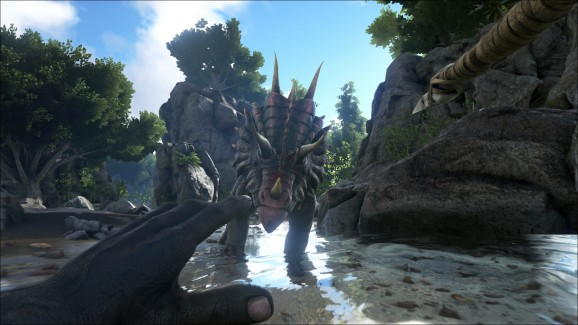 Ark: Survival Evolved surpasses 2M copies sold