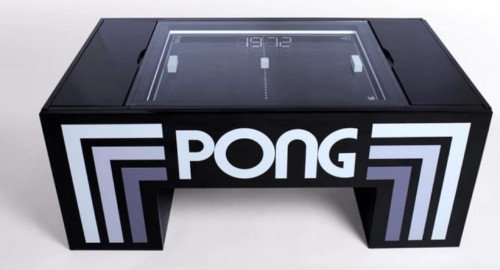 Kickstarter for mechanical Atari Pong game table enters its final days