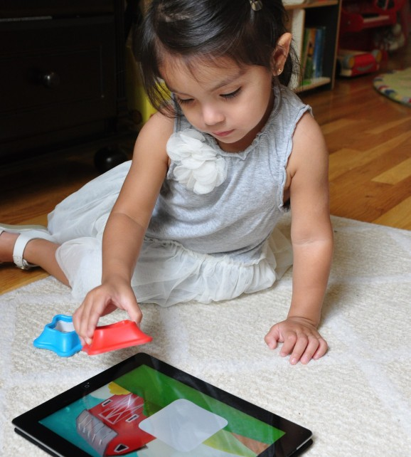 Tiggly is making sure our tech-savvy toddlers develop basic motor skills (exclusive)