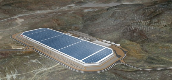Tesla is opening the doors to its 'gigafactory' on July 29