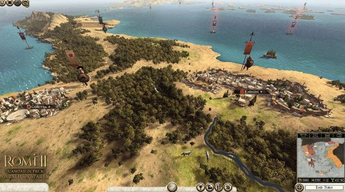 Sega's Creative Assembly launches Wrath of Sparta expansion for Total War: Rome II