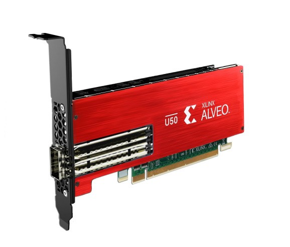 Xilinx launches adaptable accelerator cards that can outperform GPUs in servers