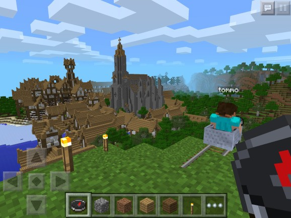 Minecraft: Pocket Edition makes bank on Christmas Day (updated)