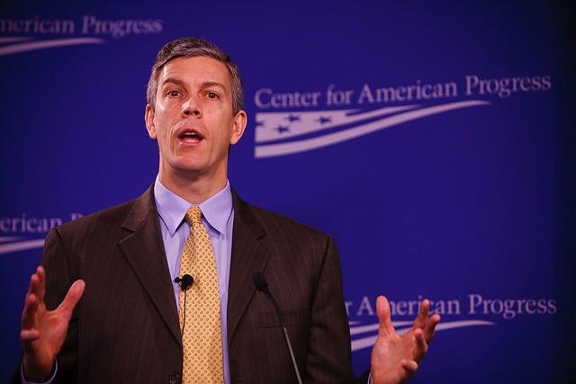 U.S. Education Secretary's stern challenge to entrepreneurs: 'We have so far to go'