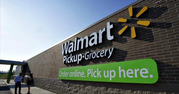 Wal-Mart enters mobile payments with launch of Walmart Pay