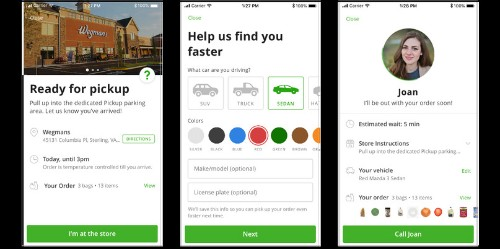 Instacart launches its pickup grocery service across the U.S.