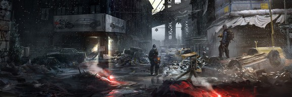 Ubisoft: The Division 'takes full advantage' of PlayStation 4, Xbox One