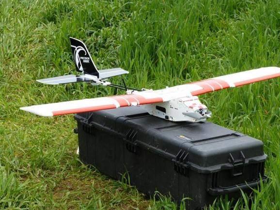 PrecisionHawk raises $10M for its land-surveying drones